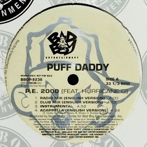 PUFF DADDY  ft. HURRICANE G : P.E. 2000