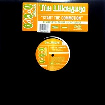 WISEGUYS : START THE COMMOTION  (DJ SPINNA REMIX)
