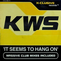 K.W.S. : IT SEEMS TO HANG ON