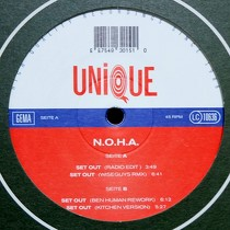 N.O.H.A. : SET OUT (AND FO-LO-LOW ME)