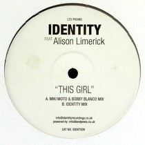 IDENTITY  ft. ALISON LIMERICK : THIS GIRL
