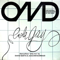 O.M.D.  (ORCHESTRAL MANOEUVRES IN THE DARK) : ENOLA GAY