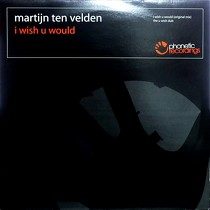 MARTIJN TEN VELDEN : I WISH U WOULD
