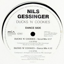 NILS GESSINGER : DUCKS 'N' COOKIES