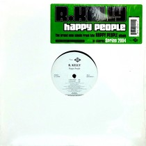 R. KELLY : HAPPY PEOPLE