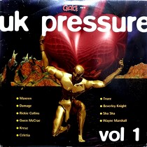 V.A. : CHOICE FM'S UK PRESSURE  VOL 1
