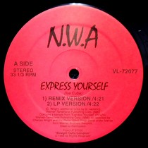 N.W.A. : EXPRESS YOURSELF