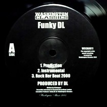FUNKY DL : PREDICTION  / TURNTABLES HATE ME
