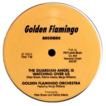 GOLDEN FLAMINGO ORCHESTRA  ft. MARGO WILLIAMS : THE GUARDIAN ANGEL IS WATCHING OVER US
