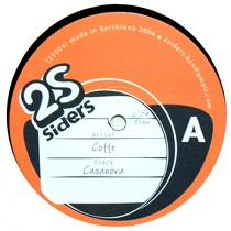 COFFEE  / WEBSTER LEWIS : CASANOVA  / GIVE ME SOME EMOTION