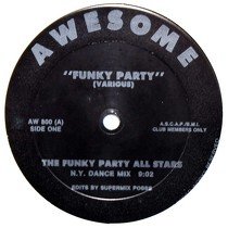 FUNKY PARTY ALL STARS : FUNKY PARTY