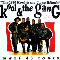 KOOL & THE GANG : THE 1990 KOOL & THE GANG HITMIX