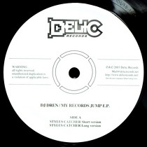 DJ DREN : MY RECORDS JUMP E.P.