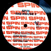 V.A. : SPIN THE HOUSE 3