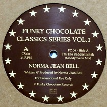 NORMA JEAN BELL  / FUNKY CHOCOLATE : CLASSIC SERIES  VOL. 1