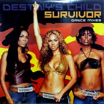 DESTINY'S CHILD : SURVIVOR  (DANCE MIXES)