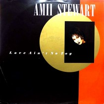 AMII STEWART : LOVE AIN'T NO TOY  / FRIENDS (REMIX)