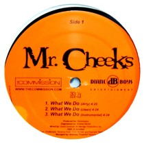MR. CHEEKS : WHAT WE DO