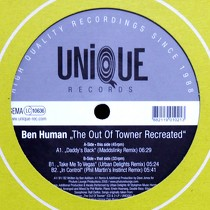 BEN HUMAN : THE OUT OF TOWNER RECREATED