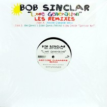 BOB SINCLAR  ft. GARY 'NESTA' PINE : LOVE GENERATION  (LES REMIXES)