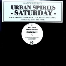 M&S  presents URBAN SPIRITS : SATURDAY