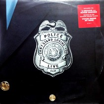 POLICE : VOICES INSIDE MY HEAD  / CAN'T STAND LOSING YOU (LIVE)