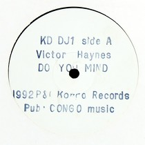 VICTOR HAYNES : DO YOU MIND