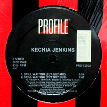 KECHIA JENKINS : STILL WAITING