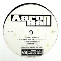 AARON HALL : ADULTS ONLY THE FINAL ALBUM