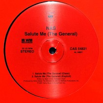 NAS : SALUTE ME (THE GENERAL)