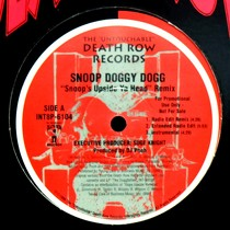 SNOOP DOGGY DOGG : SNOOP'S UPSIDE YA HEAD  (REMIX)