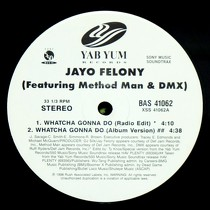 JAYO FELONY  ft. METHOD MAN & DMX : WHATCHA GONNA DO
