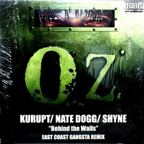 KURUPT  ft. NATE DOGG & SHYNE : BEHIND THE WALLS