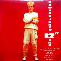 "HOWARD JONES : HOWARD JONES' 12""ERS"