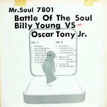 BILLY YOUNG  VS. OSCAR TONY JR. : BATTLE OF THE SOUL
