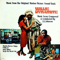 J.J. JOHNSON  (O.S.T.) : WILLIE DYNAMITE