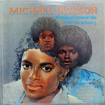 MICHAEL JACKSON : 14 ORIGINAL GREATEST HITS WITH THE JA...