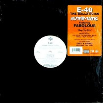 E-40  ft. FABOLOUS : AUTOMATIC