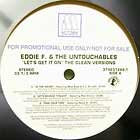 EDDIE F. & THE UNTOUCHABLES : LET'S GET IT ON  (THE CLEAN VERSIONS)