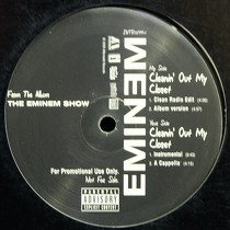 EMINEM : CLEANIN' OUT MY CLOSET