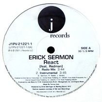 ERICK SERMON  ft. REDMAN : REACT