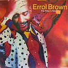 ERROL BROWN : THIS TIME IT'S FOREVER