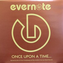 EVERNOTE : ONCE UPON A TIME