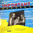 FATBACK BAND : I FOUND LOVIN'  (THE LONDONBOY RE-MIX)
