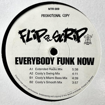 FLIP DA SCRIP : EVERYBODY FUNK NOW