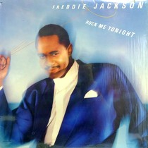 FREDDIE JACKSON : ROCK ME TONIGHT