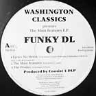 FUNKY DL : THE MAIN FEATURES E.P.