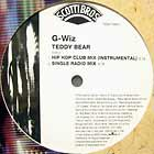 G-WIZ : TEDDY BEAR