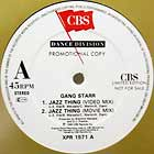 GANG STARR : JAZZ THING