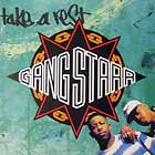 GANG STARR : TAKE A REST  / JUST TO GET A RAP